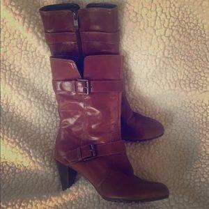 Anne Klein Vintage looking boots.